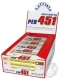 BMS PEB 451 Protein-Energieriegel Box, 12 Riegel a 65 g Display