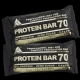 Peak Performance Protein Block 70, 12 x 50 g Riegel Display