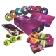 Zumba Fitness Workouts auf 7 DVDs Set with Dumbells